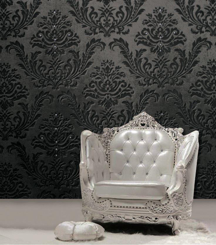 d cider de commande un papier peint relief design pour une. Black Bedroom Furniture Sets. Home Design Ideas